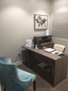 Patient Coordinator Office at Granite Bay Plastic Surgery Office
