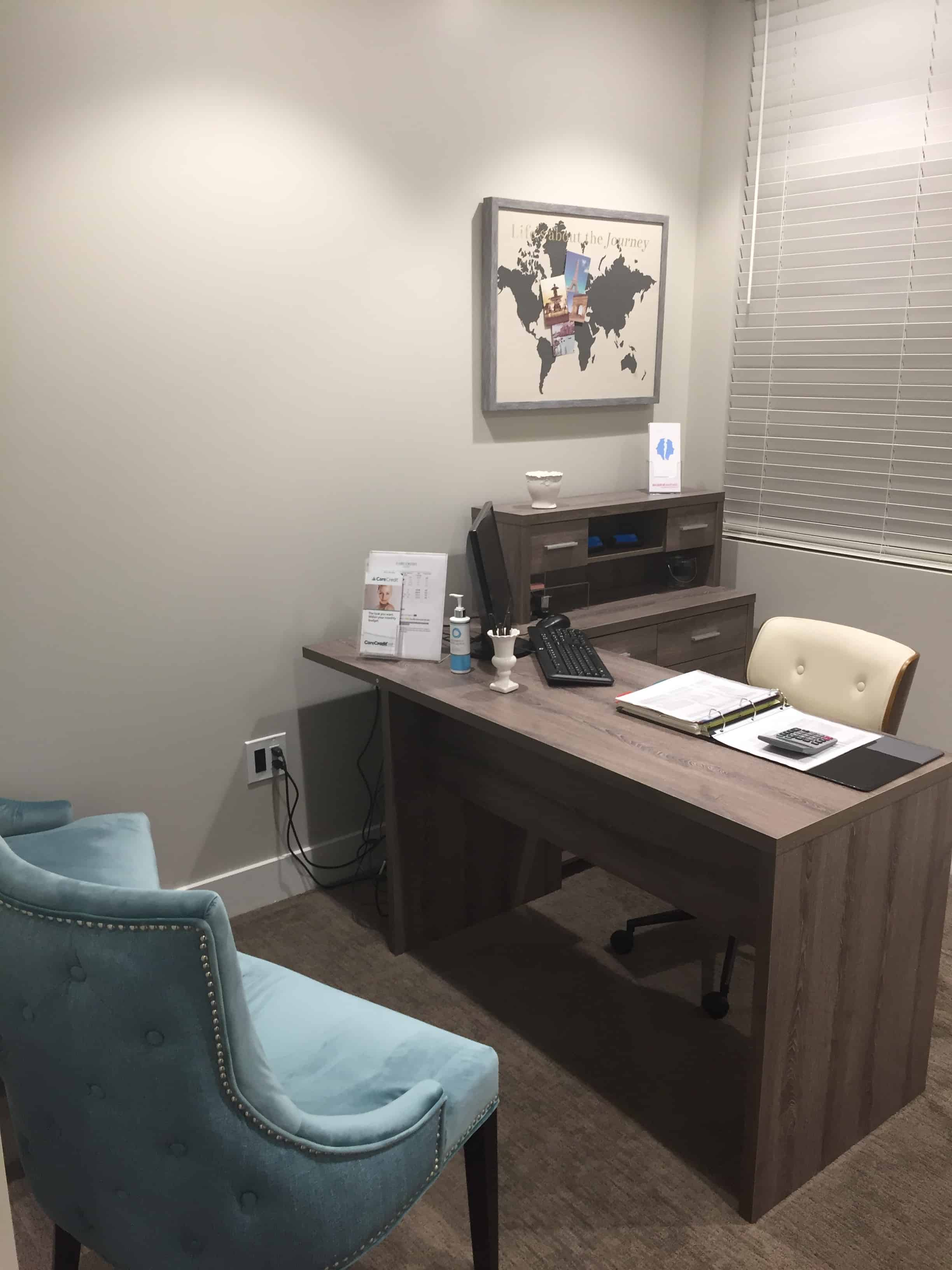Plastic Surgery Patient Coordinator Office Granite Bay