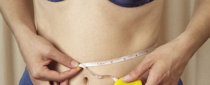 Measuring before Body Contouring